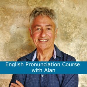 English Pronunciation Course with Alan